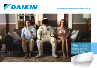 Daikin - The future feels good (Living Room)