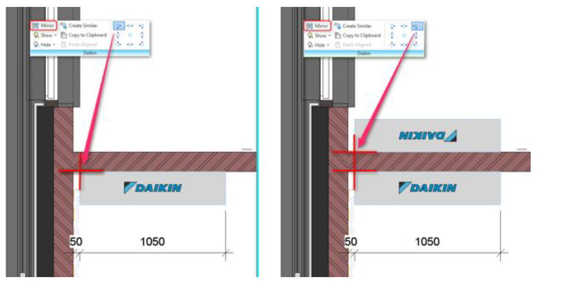 Daikin's new Revit Ribbon puts the latest BIM Object