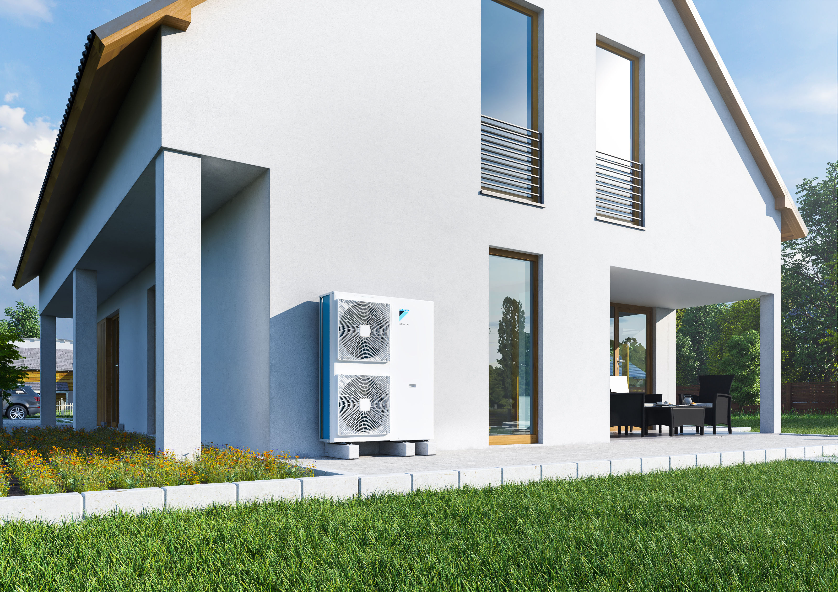 Contemporary comfort: Introducing the new Daikin Altherma 3