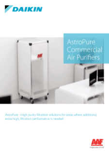 Daikin_AAF_AstroPure Commercial Air Purifier Brochure