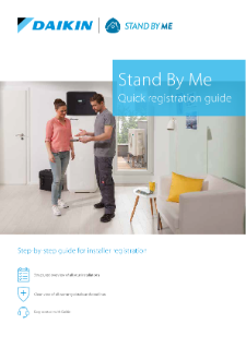 Stand By Me - Registration Guide