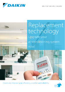 215 - Replacement technology - owner brochure
