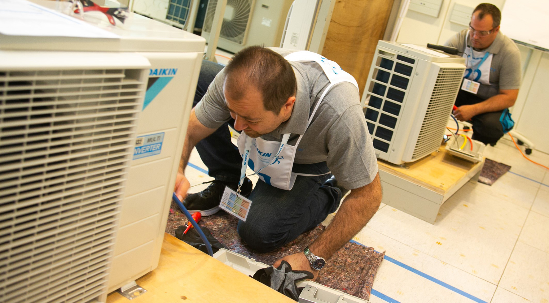 Daikin Service Games Central Europe - Troubleshooting Competition